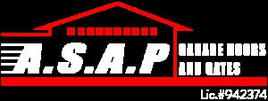 ASAP Garage Door & Gate