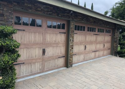 New Carriage House Garage Door_ASAP Garage Door And Gate_1