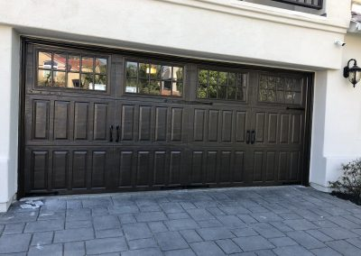 New Carriage House Garage Door_ASAP Garage Door And Gate_5
