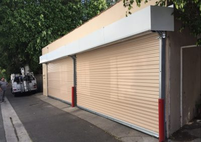 New Commercial Garage Door_ASAP Garage Door And Gate_3