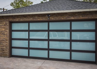 New Contemporary Garage Door_ASAP Garage Door And Gate_1