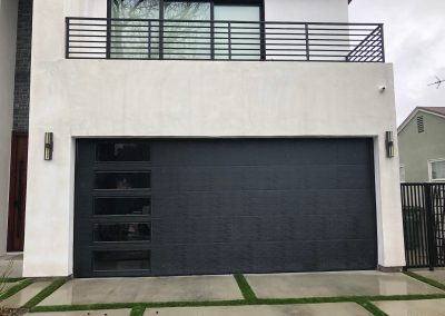 New Contemporary Garage Door_ASAP Garage Door And Gate_7
