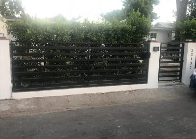 New Pedestrian Gate_ASAP Garage Door & Gate_4