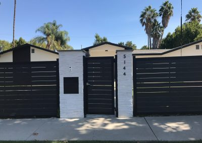 New Pedestrian Gate_ASAP Garage Door & Gate_5