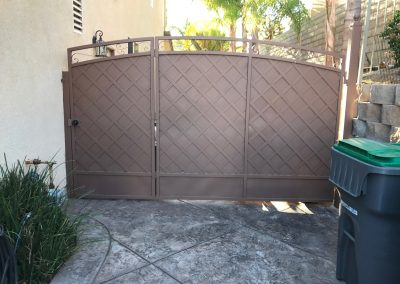 New Pedestrian Gate_ASAP Garage Door & Gate_6