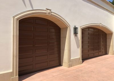New Traditional Garage Door_ASAP Garage Door And Gate_1