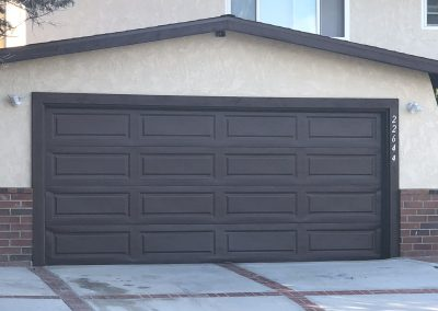 New Traditional Garage Door_ASAP Garage Door And Gate_2