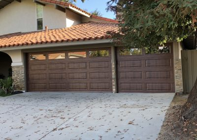 New Traditional Garage Door_ASAP Garage Door And Gate_3